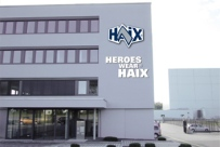Haix office - where lovely boots are made
